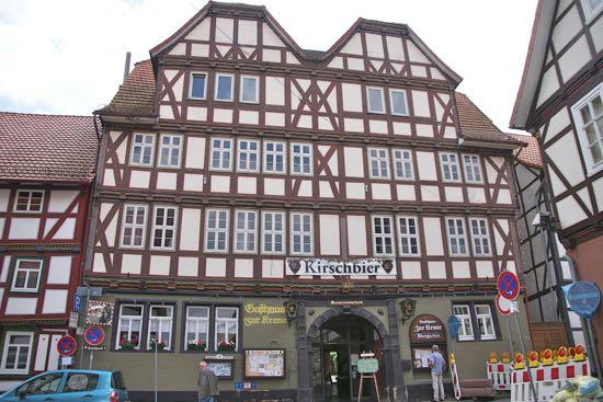 Bryghus i Witzenhausen
