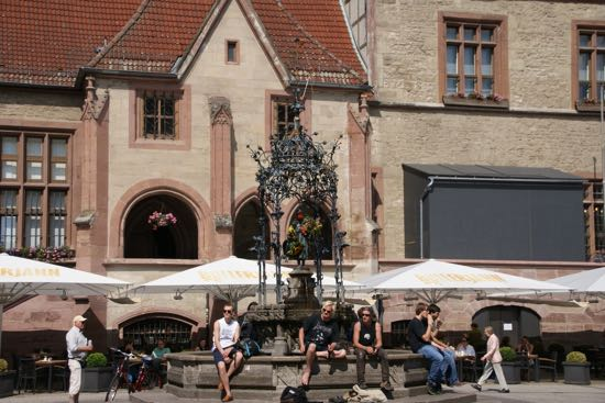 Rådhuset i Göttingen