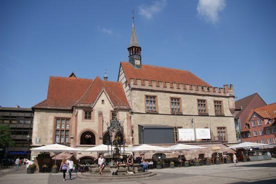 Göttingen i Tyskland