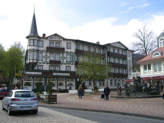 Byen Bad Harzburg