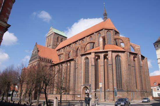 St. Nikolai kirke i Wismar