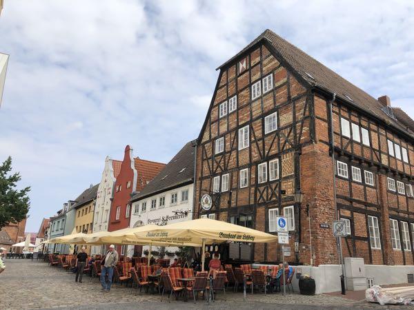 Bryggeri Brauhaus Am Lohberg i Wismar