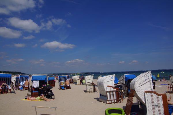 Timmendorfer Strand i Tyskland