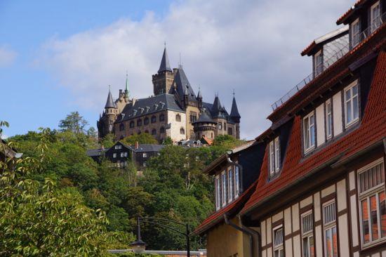 Wernigerode slot