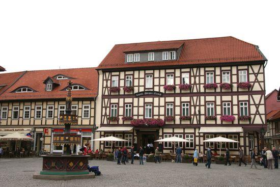 Markrplaz i Wernigerode