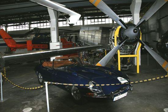 Luftfarts museet i Wernigerode