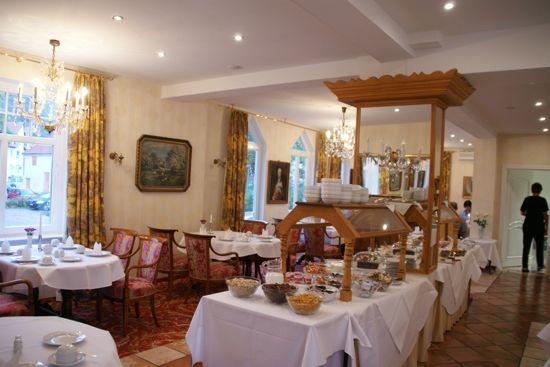 Hotel Schlosspalais i Wernigerode