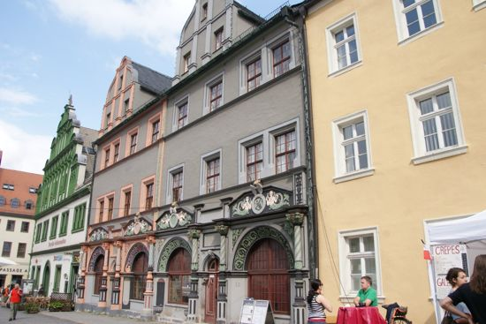 Cranach House i Weimar