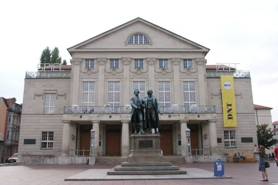 Deutsches Nationaltheater i Weimar