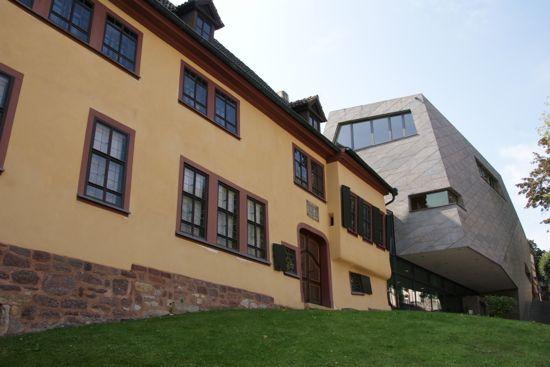Bach Museet i Eisenach
