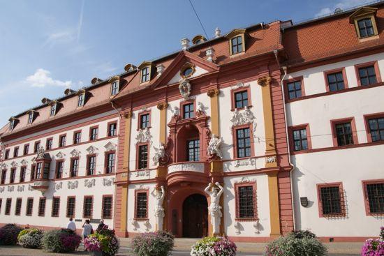 Ministerpræsidenten af Thüringens embedsbolig i Erfurt