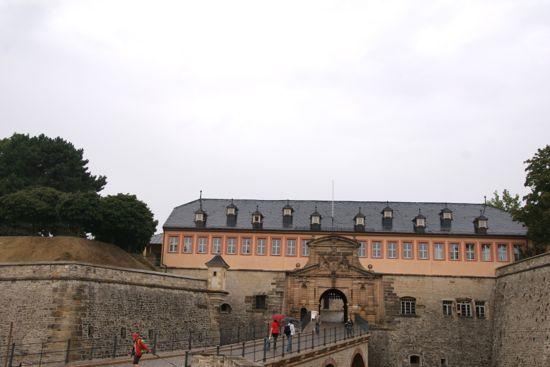 Fæstningsanlæget Citadelle Petersberg
