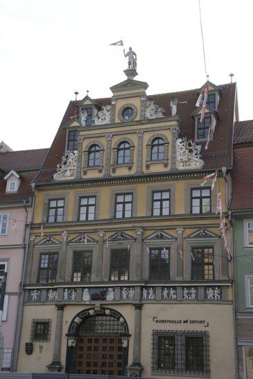 Kunsthalle Erfurt i Tyskland