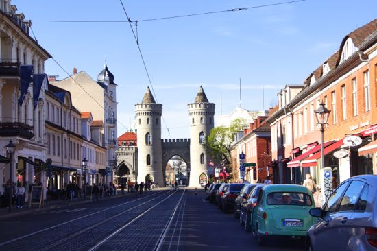 Nauener Tor i Potsdam