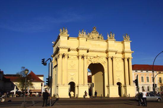 Brandenburger Tor i Potsdam