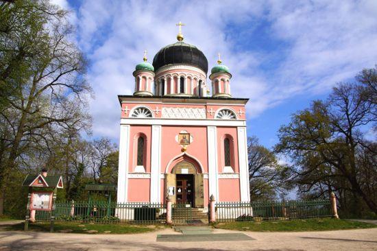 Kirken Alexander-Nowski i Potsdam