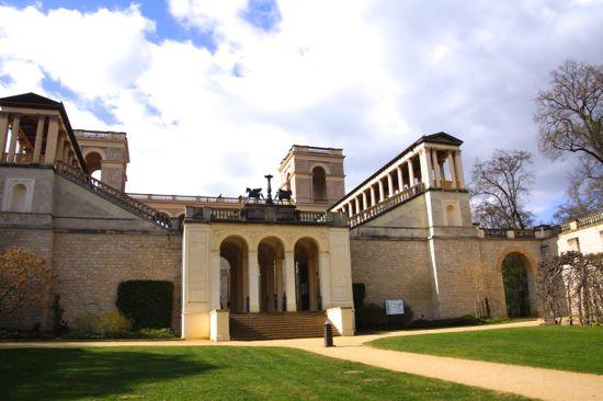 Palads Belvedere i Potsdam