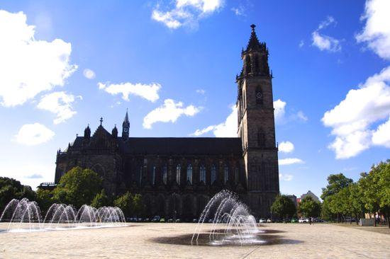 Katharina domkirken i Magdeburg
