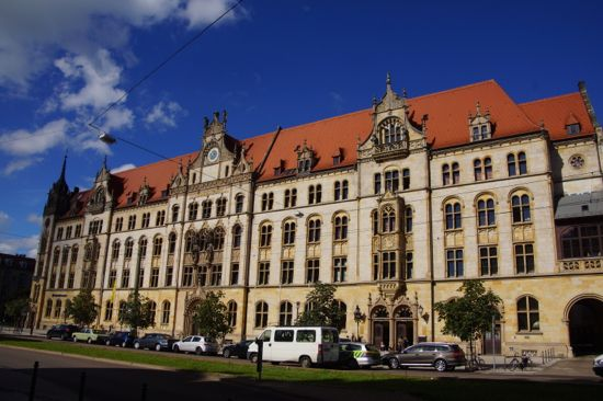 Byen Magdeburg