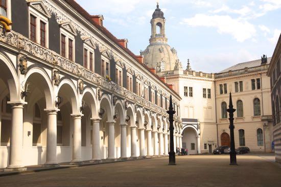 Langer Gang i Dresden