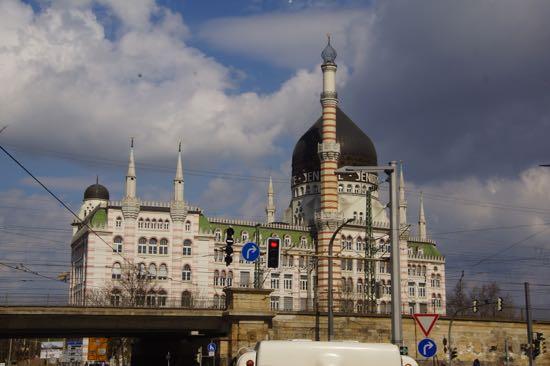 Yenidze i Dresden