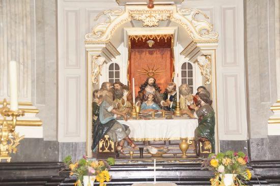 Altertavlen i Sankt Nikolaj