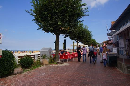 Promenaden i Laboe