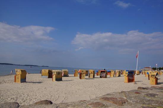 Stranden i Laboe