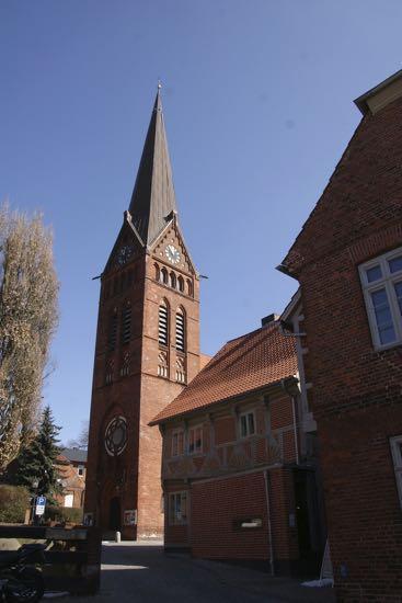 Kirken i Lauenborg