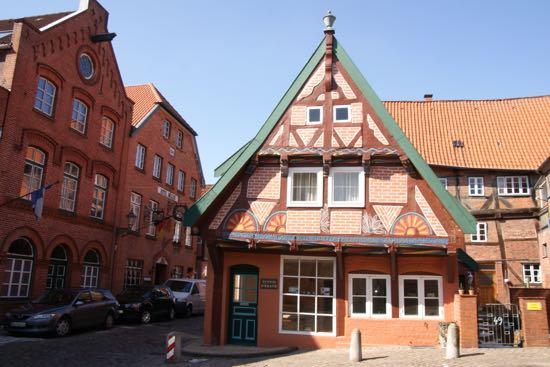 Byen Lauenburg