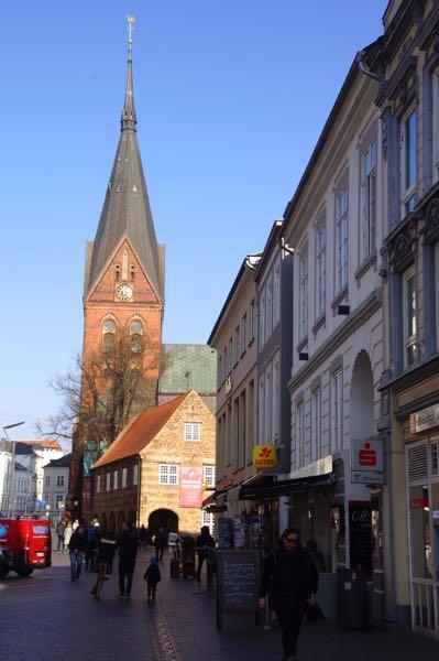 Mariekirken i Flensborg