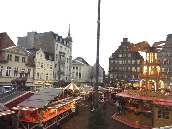 Julemarked i Flensborg