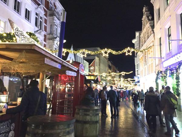 Jule stemning i Flensborg