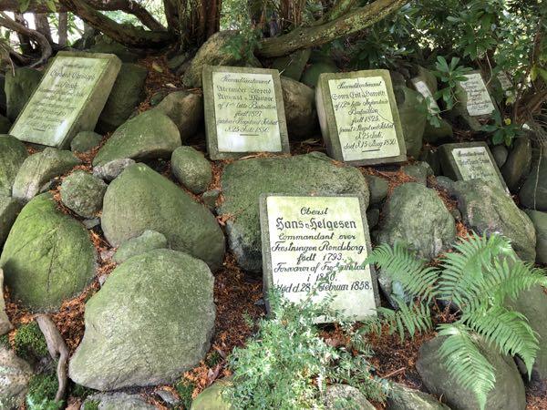 Den gamle kirkegård