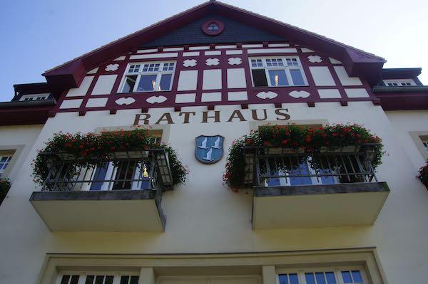 Gamle rådhus i Kühlungsborn